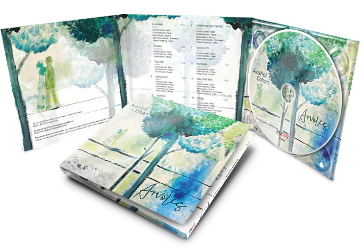 Arvoles CD pack